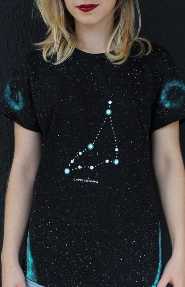 Camiseta Capricórnio