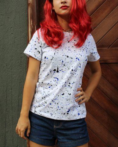 Camiseta Splash 1