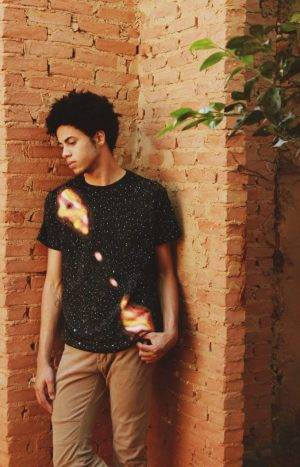 Camiseta Galaxy Candy