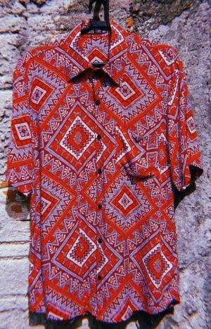 Camisa Silvestre Laranja