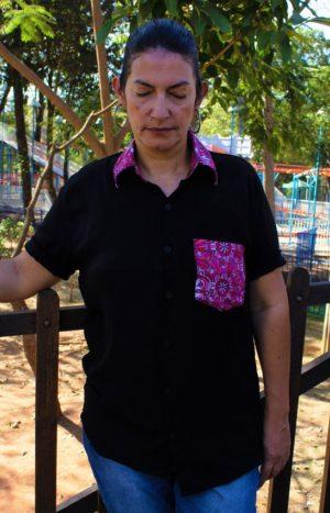 Camisa Rosé
