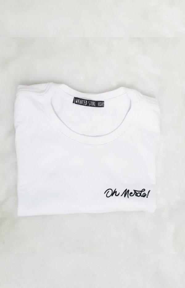 Camiseta Oh Merde!