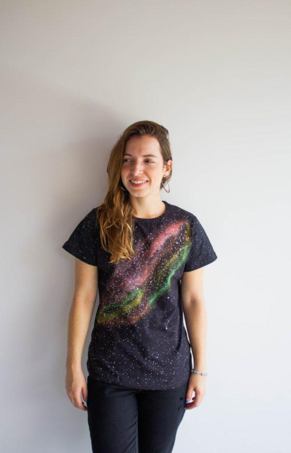 Camiseta Ondas M Elas