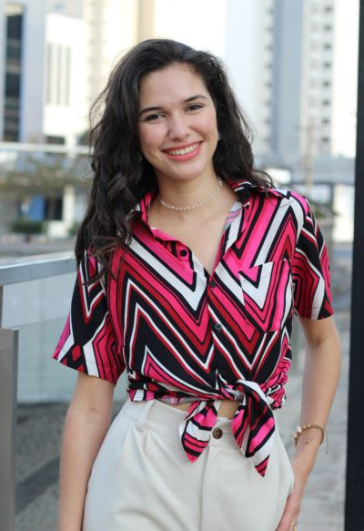 Camisa Pilar Rosa